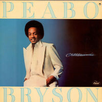 Peabo Bryson - Crosswinds (Vinyl LP - 1978 - US - Original)