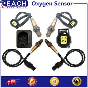 4PCS Up+Downstream Oxygen O2 sensor 1 & 2 for 2006-2007 Mercedes-Benz C230 2.5L