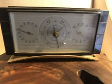 Vintage Preowned Deco Airguide Barometer Tabletop Weather Station