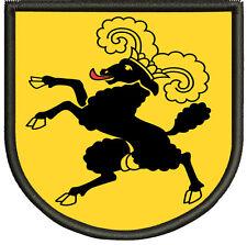 Wappen von Schafhausen   Patch, Aufnäher, Pin, Premium  Aufnäher