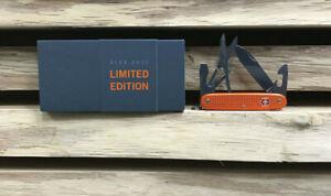 Victorinox Taschenmesser LE 2021 ALOX  Pioneer X 0.8231.L21  orange # buylocal