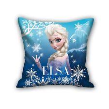 Disney Frozen Deko Kissen 35cm Eiskönigin Elsa Dekokissen Kinder Kuschelkissen