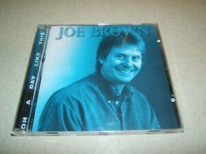 JOE BROWN : ON A DAY LIKE THIS   1999  CD ALBUM