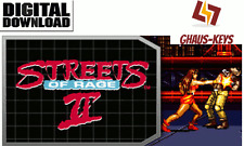 Streets of Rage 2 STEAM KEY PC GAME gioco DOWNLOAD CODICE SPEDIZIONE LAMPO [IT] [UE]