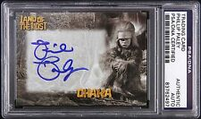 2013 Phil Paley Chaka Land of the Lost Signed Trading Card (PSA/DNA Slabbed)