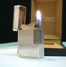 BRIQUET ST Dupont le 1er BS  Modèle Jubillé - écrin Lighter Feuerzeug Accendino