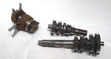 1970 Honda CT90 Trail 90 K2 OEM Transmission Trans Tranny Gears Shift Forks