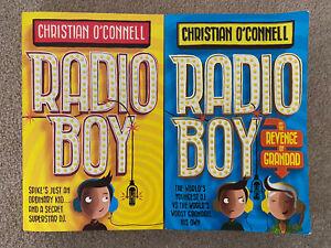 Radio Boy & Radio Boy - Revenge Of Grandad By Christian O'Connell Books