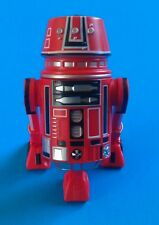 Star Wars Disney BAD Build a Droid Factory Red R5 R5-K6 Imperial Officer Hat New