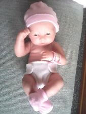 Berenguer Newborn Vinyl Baby Doll