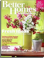 Better Homes and Gardens - 2011, April - Fresh Ideas For Garden, Home, Table