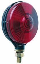 New Peterson PM V313-2 Red Single Face Pedestal Mount Turn Light
