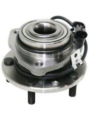 Front Wheel Hub Bearing Assembly 5 Stud For 97-04 Chevrolet S10 97-05 Blazer AWD