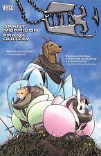 WE3 by Grant Morrison & Frank Quitely TPB 1st Print OOP DC Vertigo Comics 2005