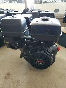 "Simpson 14 HP Horizontal Shaft Motor Engine Recoil Start 1"" Shaft -SR"