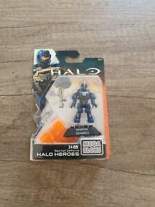 Halo Heroes: Spartan DeMarco, Mega Bloks, Unopened.