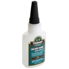 Titebond Instant Bond Wood Adhesive, Gel 2 oz