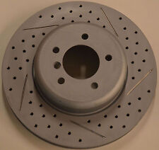Fits 2013 BMW 650i Xdrive  Brake Rotors Made In Germany Front Rear Set
