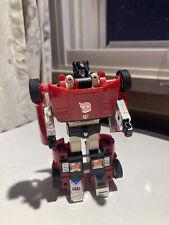 Transformers G1 Original Vintage 1980s Sideswipe Figure Lot Hasbro Japan