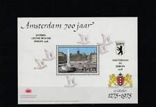 Herdenkingszegels (032) postfris MNH opdruk - Amsterdam 700 Jaar