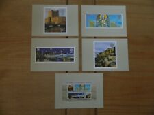 2008  CELEBRATING NORTHERN IRELAND  SET OF 5  PHQ CARDS (CGB3)   MINT CONDITION