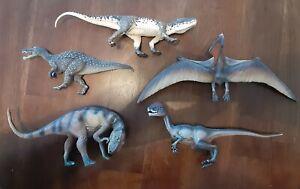 Safari Carnegie Tapejara Postosuchus Irritator Yangchuanosaurus Dinosaur toys