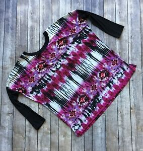 New With Tags Size 16 Blink Wear Multicolored Shirt