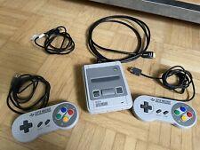 SNES Classic Mini | Super Nintendo Classic Mini + 2 Controller