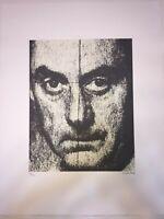 Man Ray  Litografia cm 50x65 firma a matita  certificato con autentica
