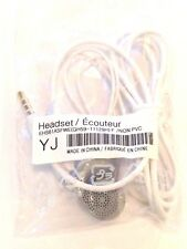 Samsung Headset for Samsung Galaxy S3 S4 S5 Note 3 Note 4 (3.5mm Jack)EHS61ASFWE