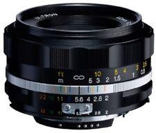 Voigtländer F. Nikon 40mm 1:2,0 Ultron ASPH. slii-s AIS negro