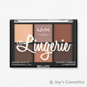 "1 NYX Lid Lingerie Shadow Palette Eye - Matte "" LLSP 01 "" *Joy's cosmetics*"
