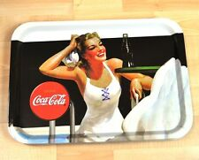 "Coca-Cola Coke Plateau De Service De Bac 39 x 28 cm USA plateau ""Beach Babies"""