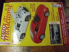 µ?a Revue Auto Modelisme n°88 Saga Matra 630-650 Dakar 2004 Porsche 906 DAKAR 04