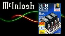 McIntosh MC275 1993 UK Review Reprint