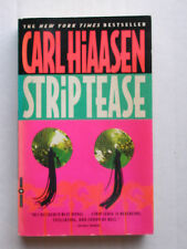 Carl Hiaasen:  STRIP TEASE  Paperback Book