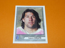 N°347 CORLETO STADE FRANCAIS PARIS PANINI RUGBY 2007-2008 TOP 14 FRANCE