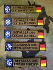 "Внешний вид - REFORGER 1986 (Certain Sentinel)  4""  embroidered patch"