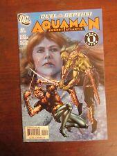 Aquaman: Sword of Atlantis #41 - Busiek story, Guice art