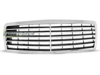 Front Grille for Mercedes W202 C-CLASS 93-00 AVANTGARDE LOOK WorldWide FreeShip