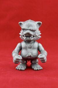 Gargamel Wheelbarrow Fight Figure Ggml Kaiju Sofubi Japan Soft Vinyl Toys