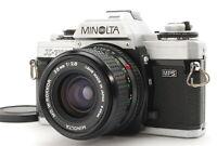 【N MINT】MINOLTA X-700 35mm SLR Camera 28mm F/2.8 Lens From JAPAN