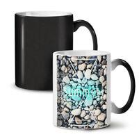 Summer Ocean Rock NEW Colour Changing Tea Coffee Mug 11 oz | Wellcoda