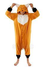 KIGURUMI SAZAC JAPAN Fuchs Cosplay Schlafanzug onesie Party Kostüm Fasching Orig