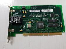 IBM FRU 09N7292 QLogic QLA2200F 1GB PCI Fibre Channel Card (TX & RX ports)FC0310