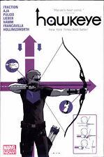 HAWKEYE VOL #1 HARDCOVER Matt Fraction Marvel Comics #1-11, Young Avengers #6 HC