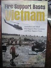 History Australian Army Artillery Fire Support Bases in Vietnam War Battle Coral