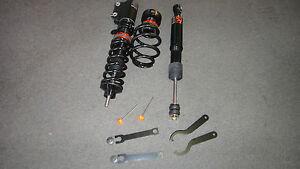 Honda Jazz 08-UP Ksport Coilovers Full Kit Adjustable Coilover Suspension