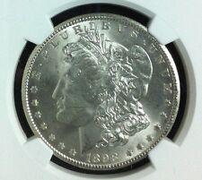 1898-O NGC MS 64 Morgan Silver Dollar - Gene L. Henry Silver Dollar Hoard.