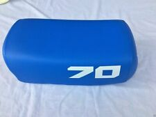 New & High Quality *Blue* SEAT COVER fits honda ATC70 1978-1985